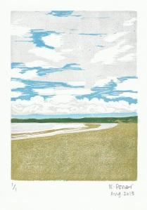 beach _ sky less colours