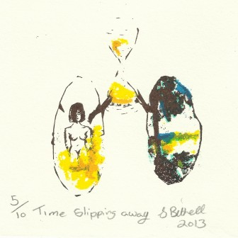 Time slipping away 1