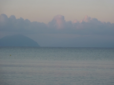 View towards Kefalonia