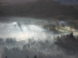 Langdale Valley, Lake District